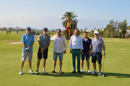 Almería torneo golf feria