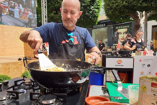 Concurso gastronomía Feria Almería