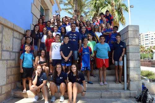 Almería Regata piragüismo feria
