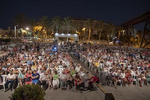 Festival Folclore Feria Almería