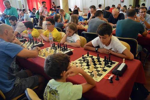 Feria Almería Open Ajedrez