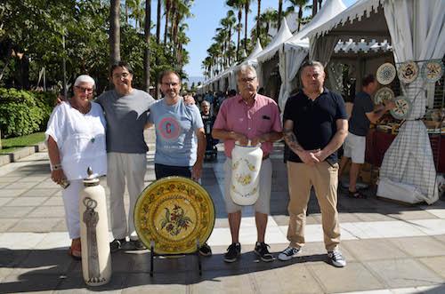 Feria Almería ganadores Alfarería