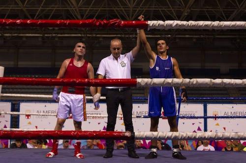 Velada Boxeo XVIII Feria