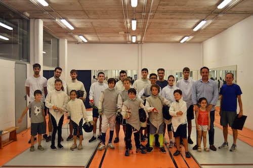 II Torneo Esgrima