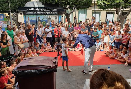 Feria Almería Cultura magia