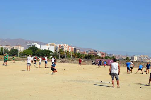 Feria Almería Open Petanca