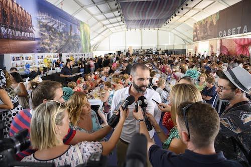 Alcalde Almería declaraciones medios