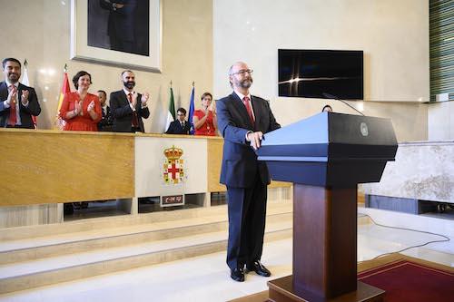 Luis Rogelio Rodriguez Comenda dor Orador Colorados 2019