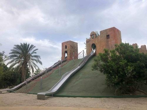 Almería Parque Familias remodelación