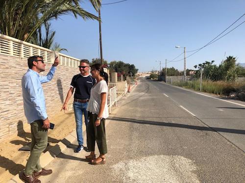 Obras carretera sacramento
