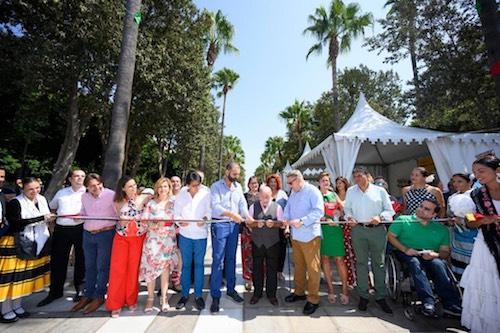 Inauguración feria Alfarería Almería