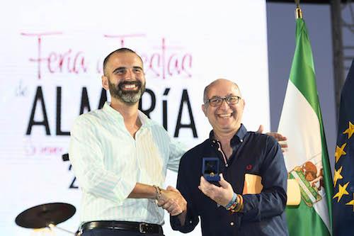 Diego García pregonero Almería