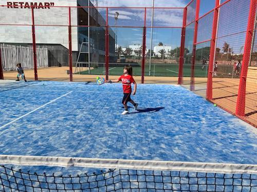 Deportes Almería padel
