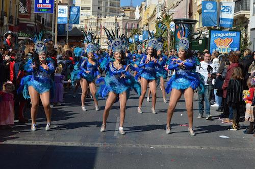 Ayuntamiento Almería Cultura carnaval