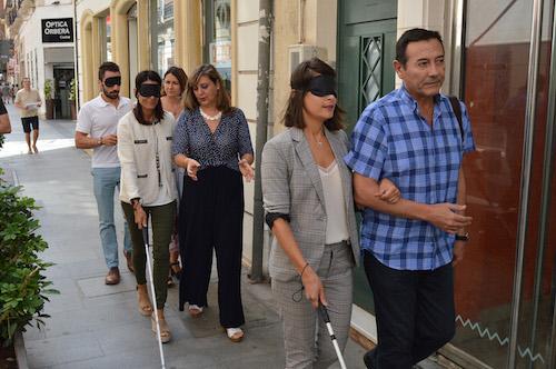 Semana movilidad ONCE Almería