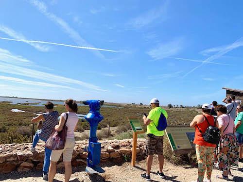 Turismo Almería visita Cabo