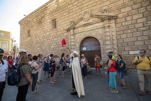 Promoción ciudad Almería visitas