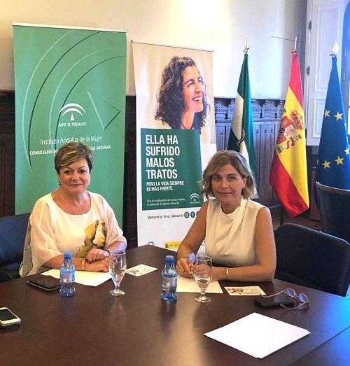 Almería concejala Igualdad