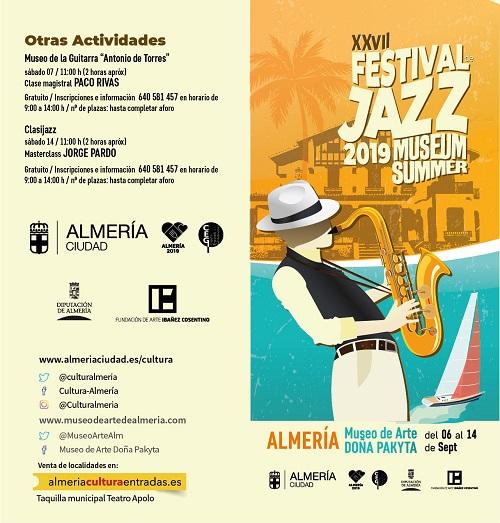 Festival de Jazz Almería 2019