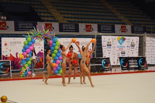 Deportes Almería Gimnasia ritmica