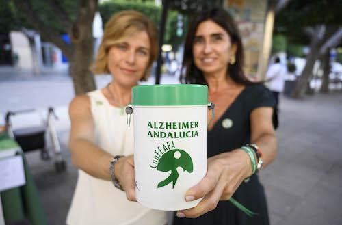 Ayuntamiento Almería apoyo Alzheimer