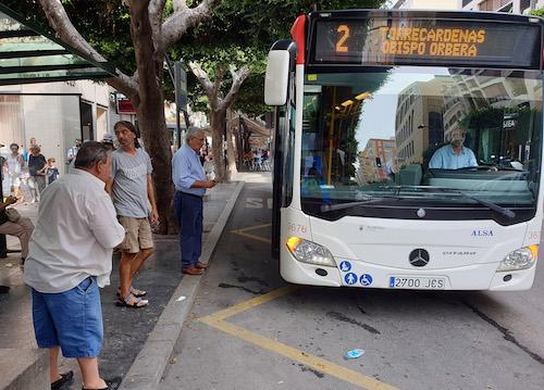 Almería Cádiz