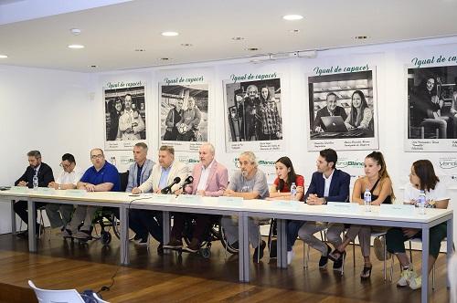 Almería Igualdad campaña Verdiblanca