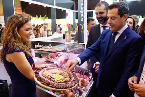 Alcalde Almería y Presidente Junta