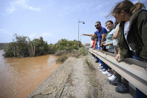 Alcalde inundaciones Almería