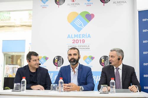 Josep Roca Almería 2019