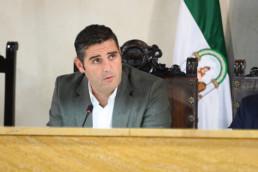 Concejal Almería Juanjo Alonso