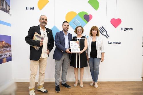 Gastronomía Almería 2019 libro