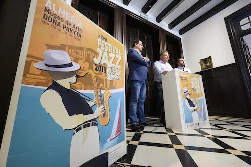 Festival Jazz Almería 2019