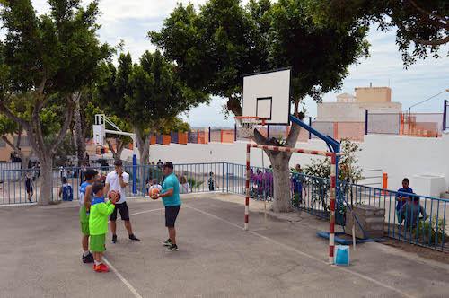 Almería baloncesto Padre Huelin