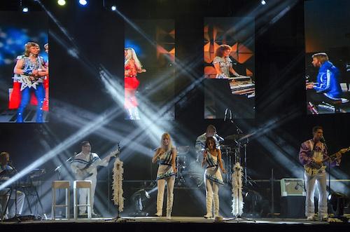 Cultura Almería música ABBA