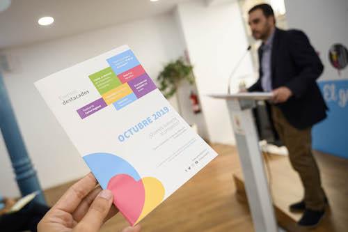 Programa octubre Almería 2019