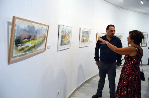 Almería exposición Annie Chiva