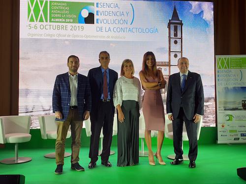 Promoción Almería Jornadas óptico
