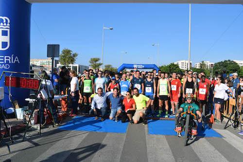 Almería deportes carrera Argar