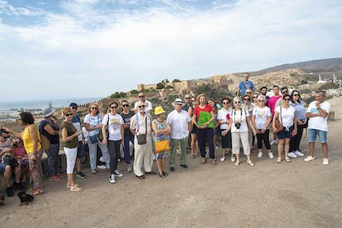 Almería turismo visitas guiadas