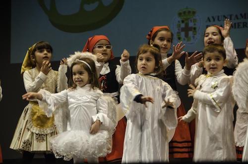 Cultura Almería concurso villancicos