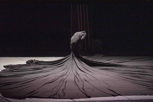 Cultura Almería teatro Desnudez