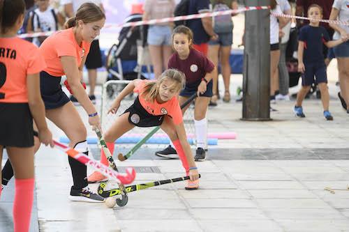 Juegos deportivos municipales Almería