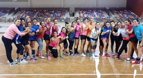 Almería deportes Balonmano Towanda