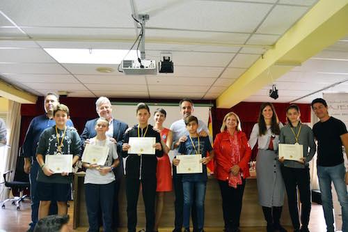 Ayuntamiento Almería torneo ajedrez