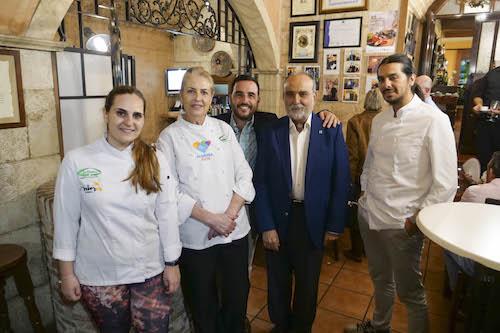 Gastronomía La Encina Almería