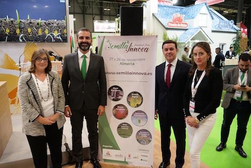 Almería capital mundial semillas