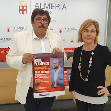 Premios Hermandad gitana Almería