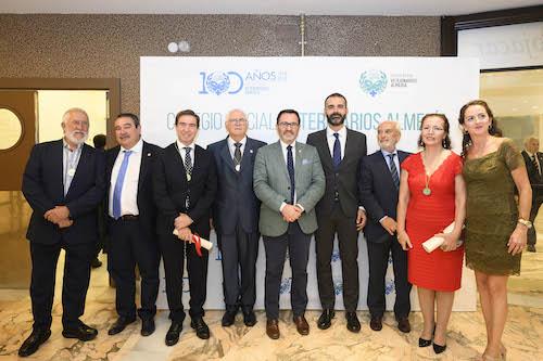 Alcalde Almería actos veterinarios