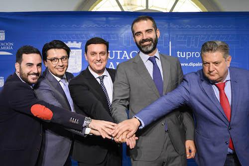 FICAL Ayuntamiento Diputación Almería